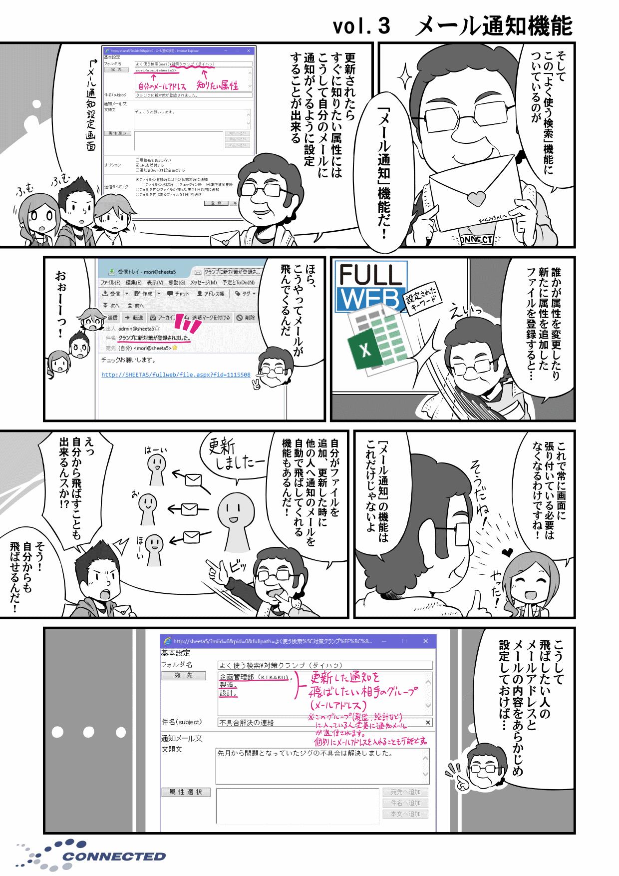 メール通知機能3